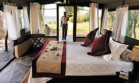 Chongwe Safaris, Kasaka River Lodge, Lower Zambezi, Zambia Safaris