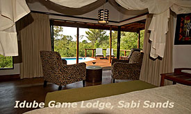 Idube Game Lodge, Sabi Sands