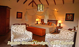 Idube Game Lodge, Luxury Safari Lodge in Sabi Sands