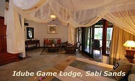 Beroom at Idube Game Lodge, Luxury Safari Lodge in Sabi Sands
