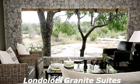 Londolozi Private Game Reserve, Granite Suites, Sabi Sands
