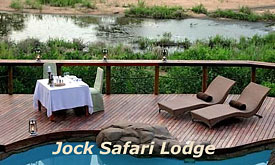 Jock Safari Lodge,Kruger Park Safari Deals