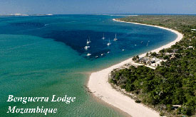 Mozambique Beach Holidays,Benguerra Lodge, Mozambique Vacation Packages