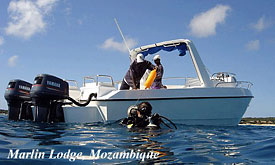 Mozambique Beach Holidays,Marlin Lodge, Benguerra Island, Mozambique Vacation Packages