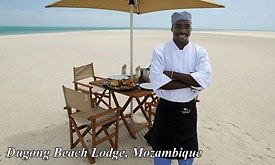 Mozambique Beach Holidays, Dugong Beach Lodge, Mozambique Vacation Packages