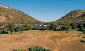 Bakubung Bush Lodge, Pilanesberg National Park