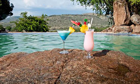 Bakubung Bush Lodge, Pilanesberg National Park, Swimming Pool