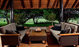 Bakubung Bush Lodge, Pilanesberg National Park, Lounge