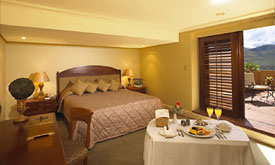 The Cascades Hotel, Sun City Holiday Resort in South Africa