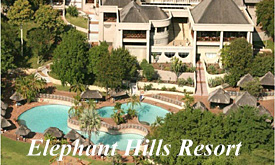 Elephant Hills, Victoria Falls, Holiday Packages in Victoria Falls
