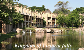 The Kingdom of Victoria Falls, Victoria Falls, Holiday Packages in Victoria Falls