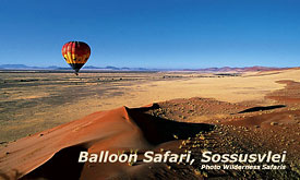 Hor Air balloon Safaris, Sossusvlei, Namibia Safari ,Namibia Safari Destinations, Namibia Tours & Safari Vacations