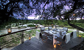 Exeter Leadwood Lodge, Kruger Park Safaris