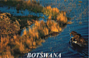 BOTSWANA SAFARI DESTINATIONS