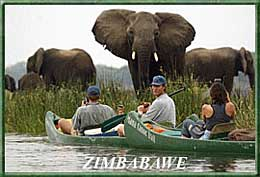 Safari Destinations, African Safari Destinations, Africa Holiday Destinations, Zimbabwe Safari Destinations