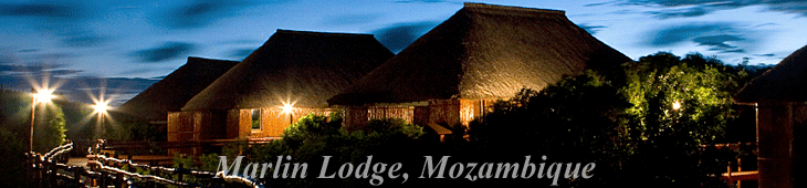 Marlin Lodge, luxury island lodge, Located on the Benguerra Island part of the Bazaruto Archipelago in Mozambique