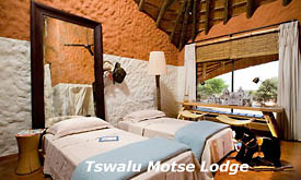 Tswalu Motse Lodge, Kruger Park and Tswalu Kalahari Reserve Safari