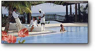 The Royal Palm, Swimming Pool, Mauritius