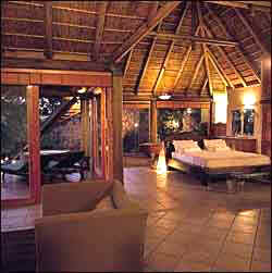 Sediba Private Game Lodge, luxury Safari Lodge, Limpopo Province, South Africa